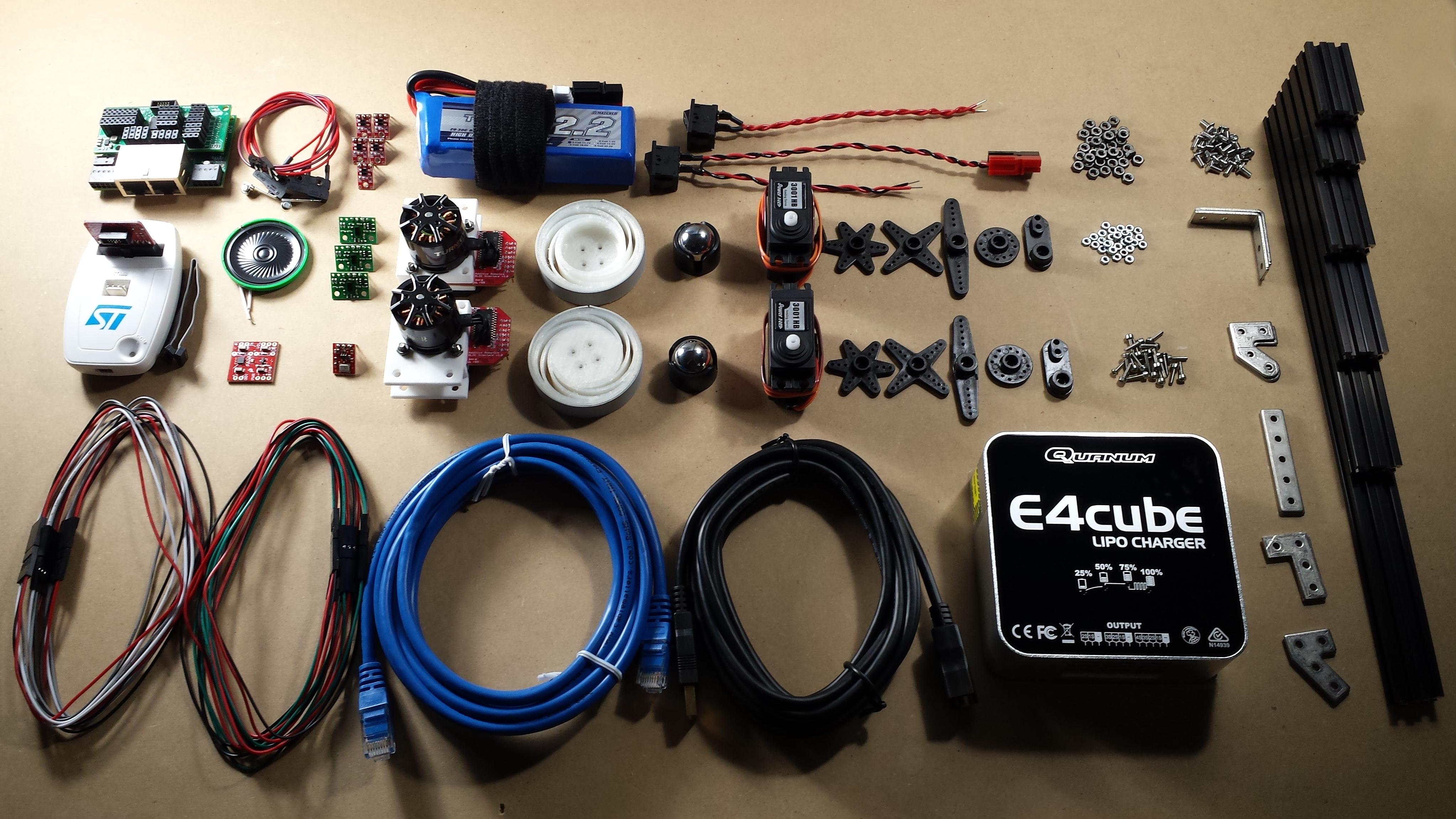 Professional Robotics Learning System Additive Robotics